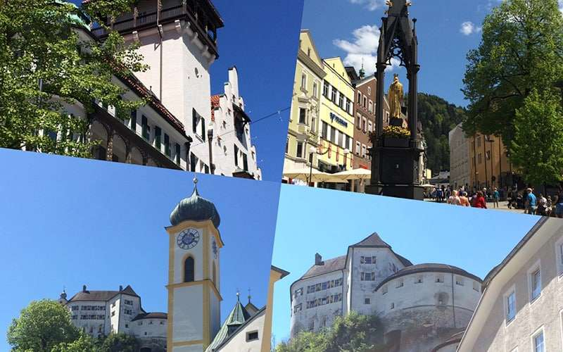 Kufstein Collage