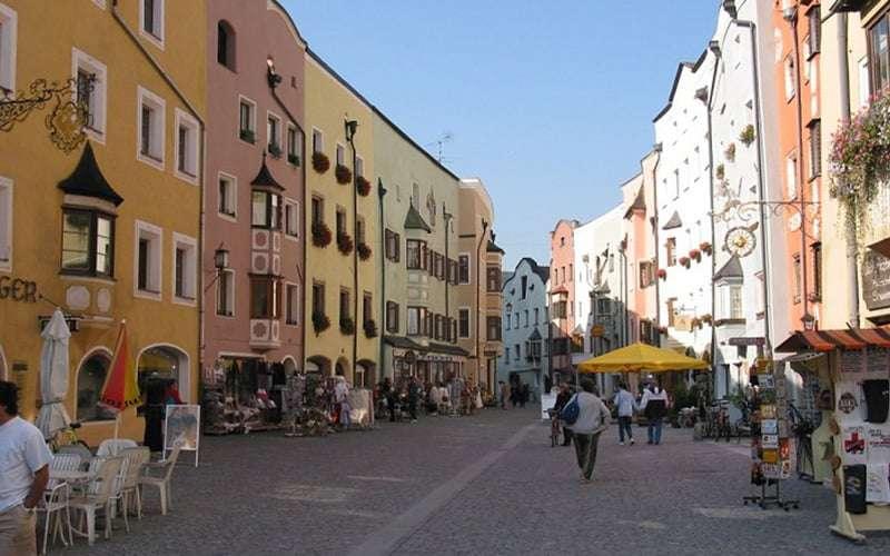 Rattenberg Innenstadt