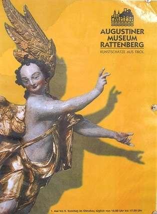Erzengel Michael Augustinermuseum
