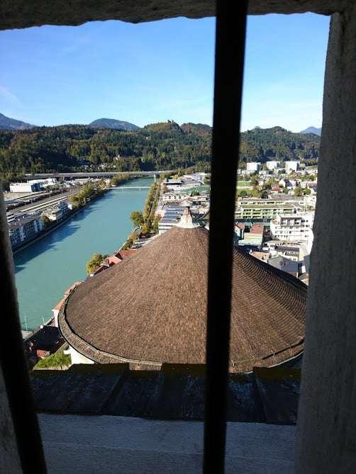 Festung Kufstein Ausblick