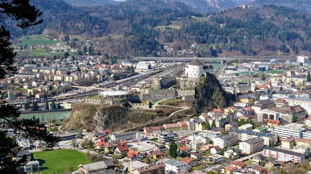 Festung Kufstein Panorama