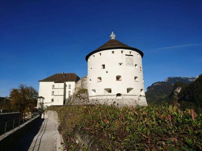 Festung Kufstein Weg