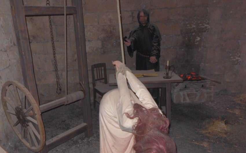 Hexen Gerichtsbarkeit Folter