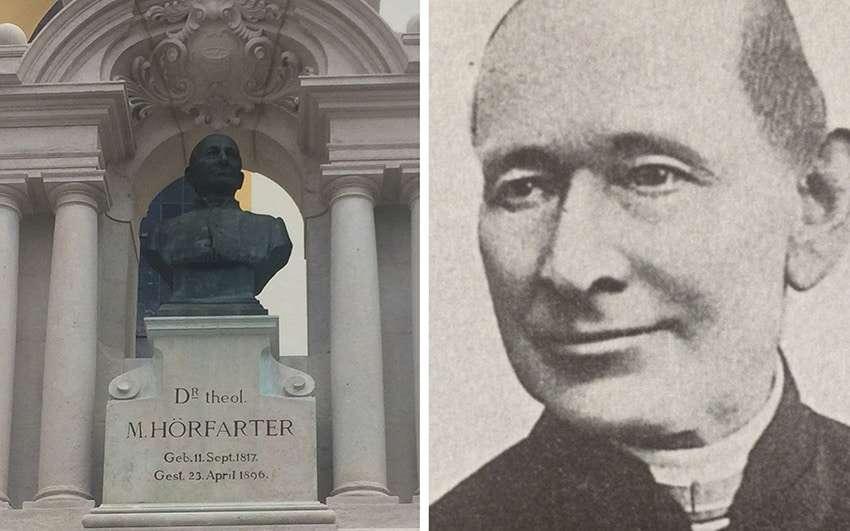 Hörfarter Denkmal Kufstein