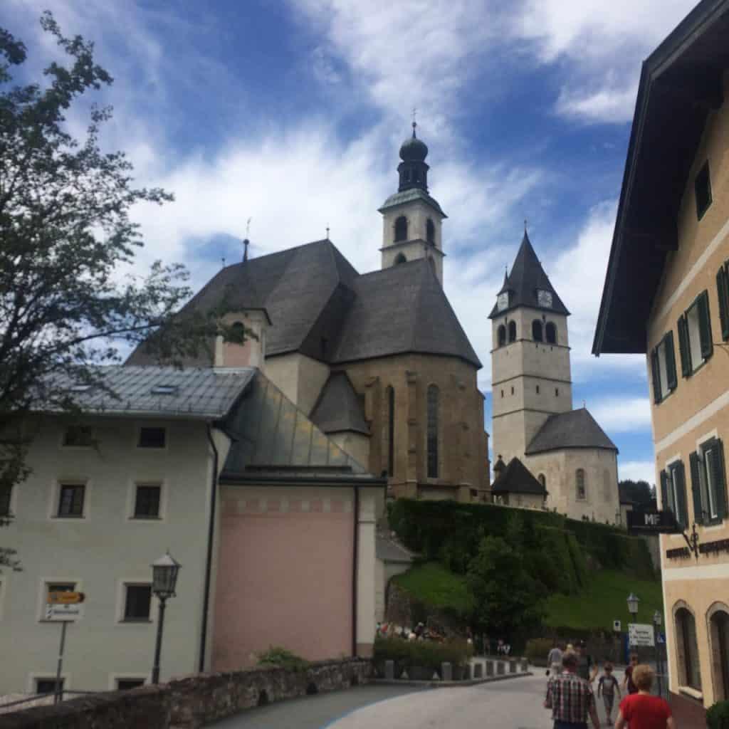 Kitzbühel Kirchen