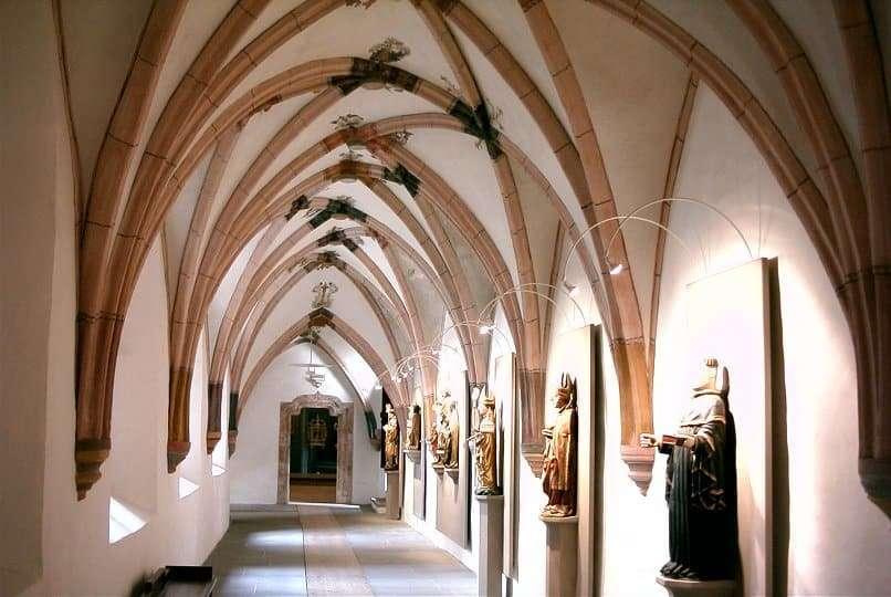 Kreuzgang Augustinermuseum