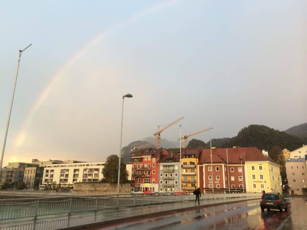 Kufstein Regenbogen