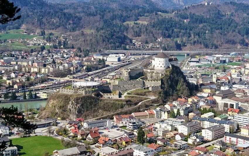 Kufstein Stadtfuehrung