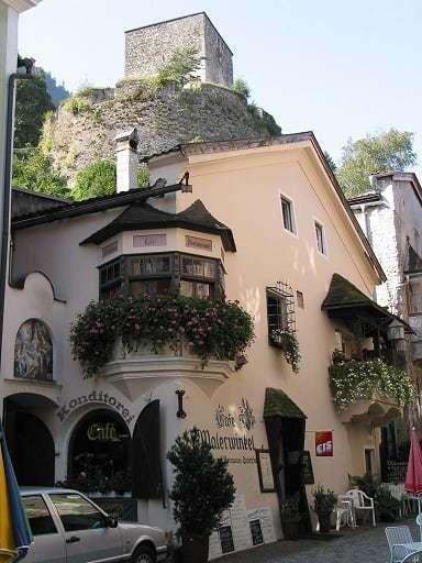 Malerwinkel Unteres Schloss