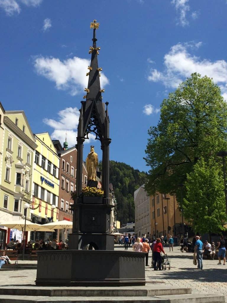 Marienbrunnen Kufstein