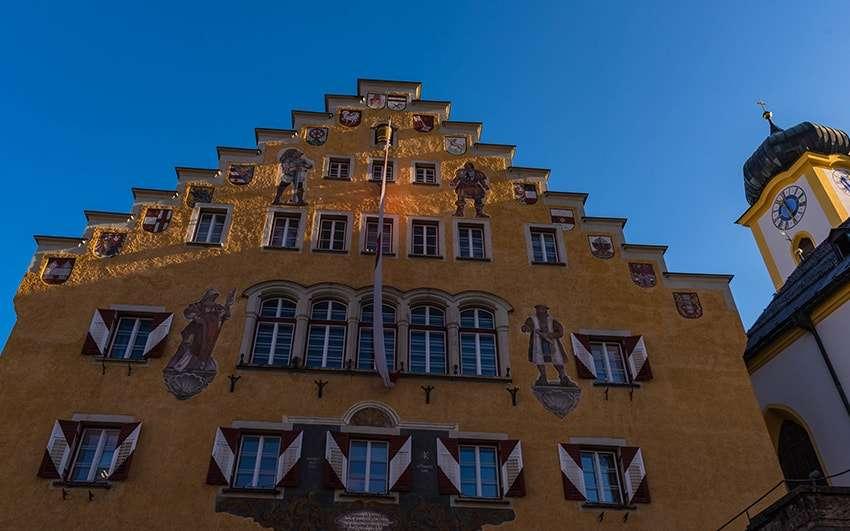 Oberer Stadtplatz Kufstein