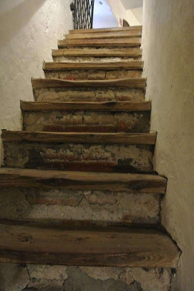 Treppe zum Kaisertum
